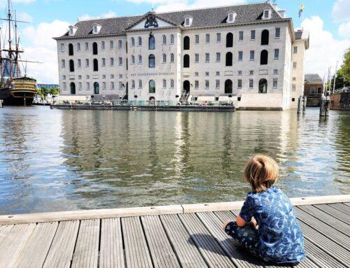 Scheepvaartmuseum Amsterdam met kinderen; ga mee op reis!