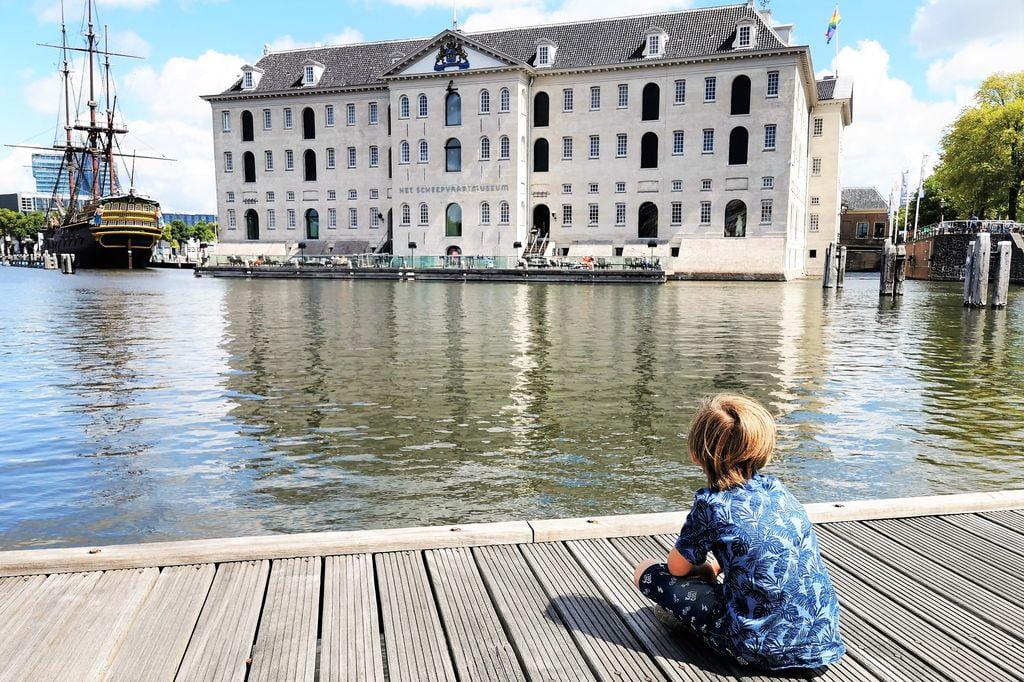 Scheepvaartmuseum Amsterdam met kinderen; Ga mee op reis! - Mamaliefde.nl