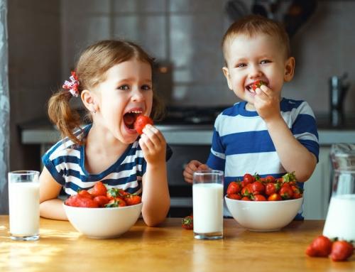 11 superhandige kindertips hoe je junkfood vaarwel kan zeggen!