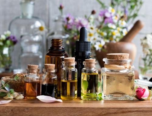 Etherische olie en aromatherapie