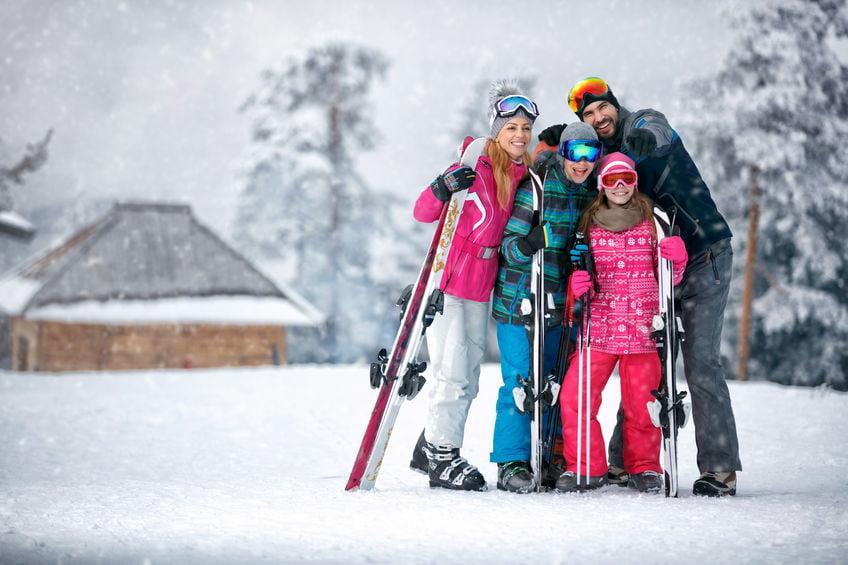 oorbereiding wintersport; van oefeningen en tips hoe te skiën tot welke kleding en auto winterklaar maken - mamaliefde.nl