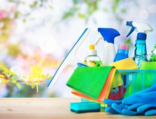 6 recepten om zelf schoonmaakmiddelen te maken