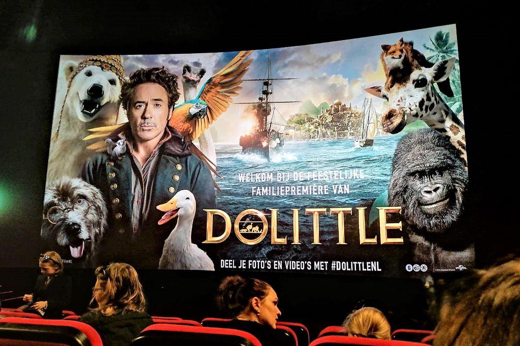 Recensie: Dolittle film in de bioscoop- Mamaliefde.nl
