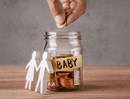 Tips voor goedkope en budget baby uitzet