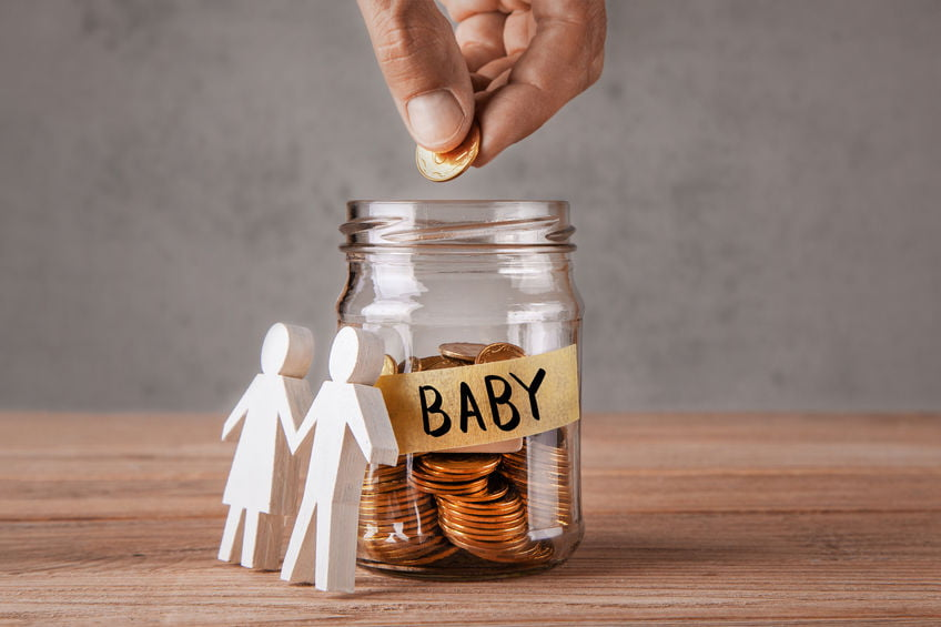 Tips voor goedkope en budget baby uitzet - Mamaliefde.nl