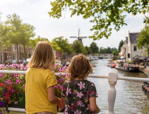 De top 10 kindvriendelijke steden van Nederland