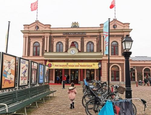 Leukste reisje van Nederland bij Spoorwegmuseum