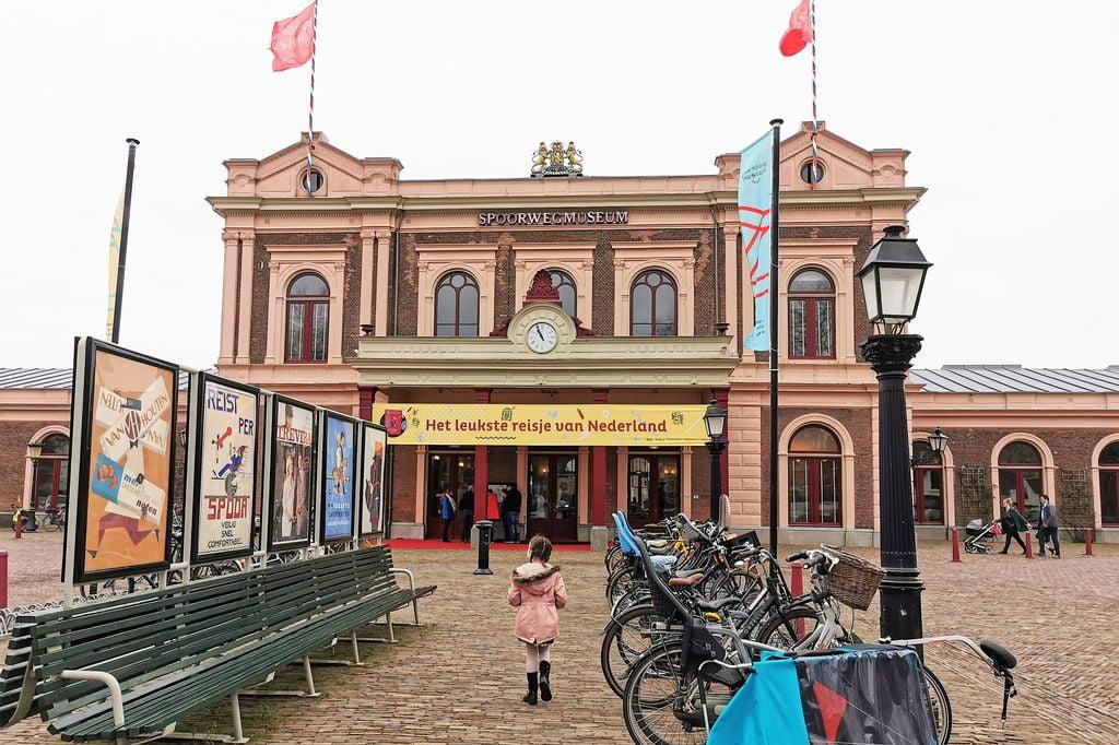 Leukste reisje van Nederland bij Spoorwegmuseum - Mamaliefde.nl