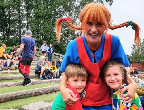Astrid Lindgren World; Waar de wereld van oa Pipi Langkous en Ronja de Roversdochter tot leven komt