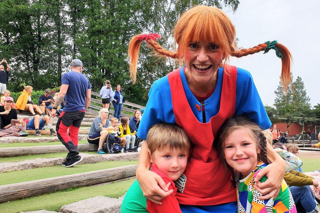 Astrid Lindgren World; Dit themapark waar de verhalen van Pipi Langkous en Ronja de Roversdochter en andere werelden van Astrid Lindgren tot leven komen vind je in Vimmerby, Zweden - Mamaliefde.nl