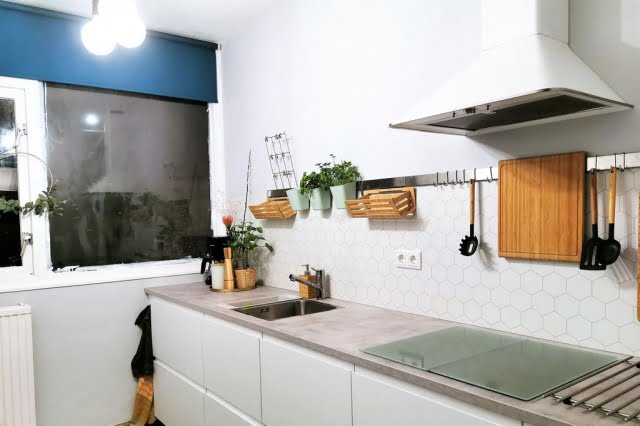 Pvc Keuken Behang Op Achterwand Ervaringen Mamaliefde
