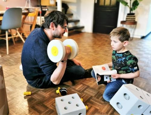 Modu Toys; bouwen en daarna spelen!