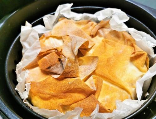 Recept: Loempiataart uit de airfryer
