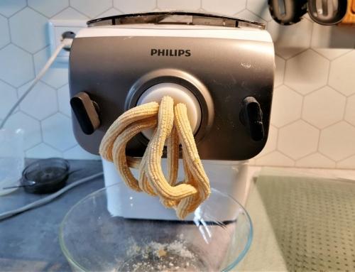 Recept: Zelf pasta maken met een elektrische pastamaker