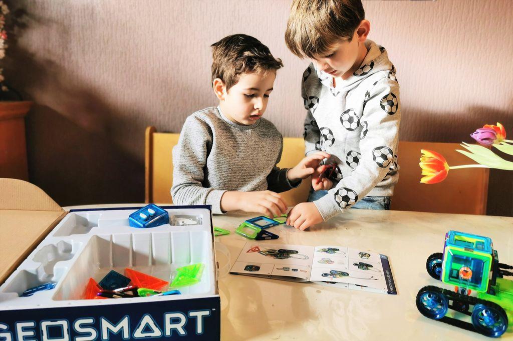 Review: GeoSmart mars explorer - Mamaliefde.nl