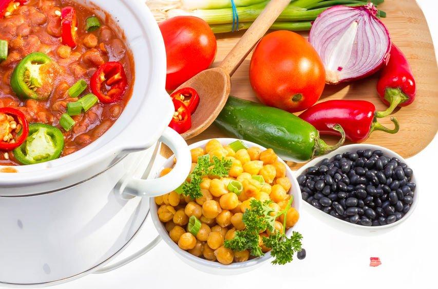 Slowcooker recepten; zowel vegetarisch als met kip, varkensvlees en groenten. - Mamaliefde.nl