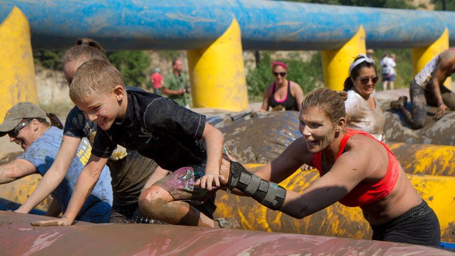 Obstacle / mud runs voor de hele familie of kinderen! - Mamaliefde.nl