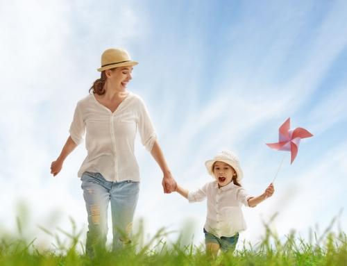 4 levenslessen om mee te geven aan je kinderen