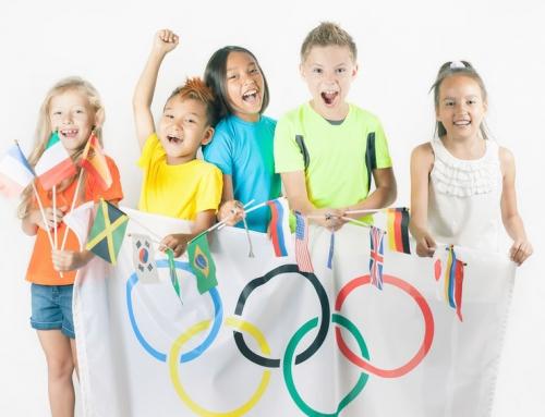 Olympische Zomer Spelen Spelletjes