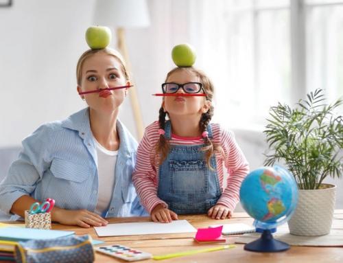 How to survive; thuiszitten met de kinderen