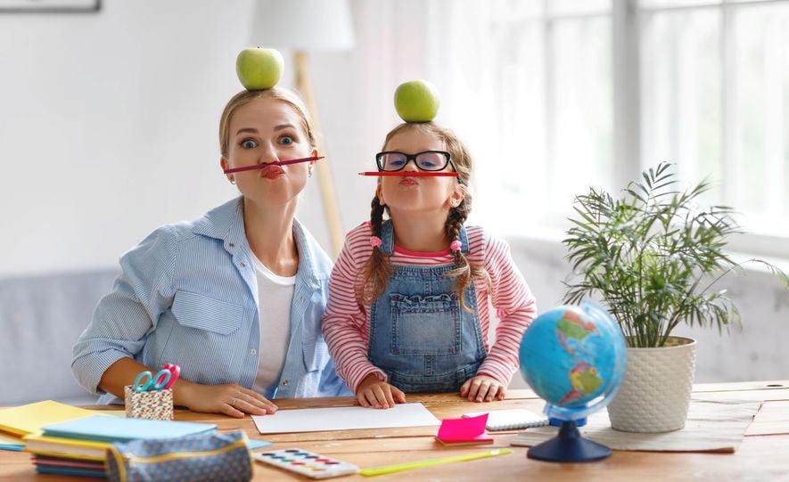 How to survive; als je gek wordt van het thuiszitten met de kinderen - Mamaliefde.nl
