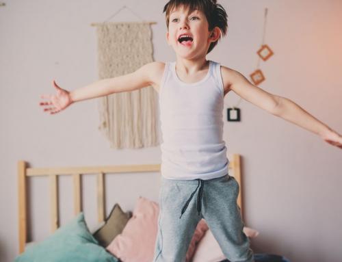 Tips en activiteiten met drukke / hyperactieve kinderen