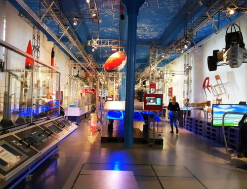 Science Center Delft met kinderen