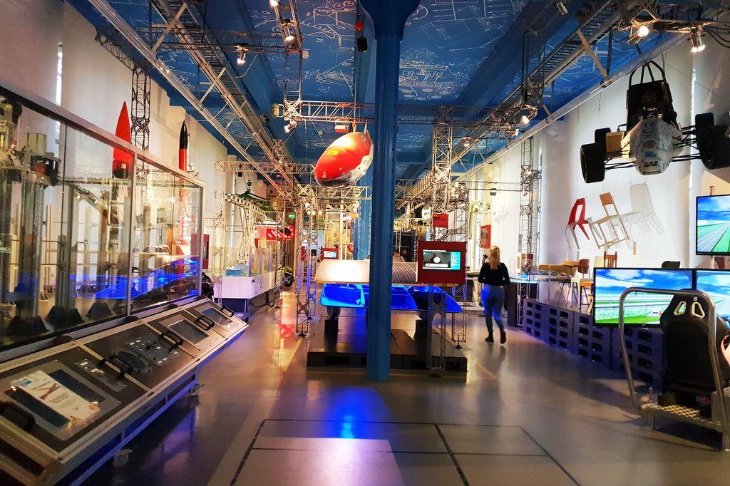 Museum review: Science Center Delft met workshops door studenten van TU Delft en mogelijkheid om je kinderfeestje te vieren. - mamaliefde.nl