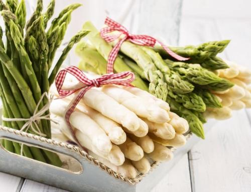 Asperges! Recepten met het witte goud en groen, uit de oven of traditioneel met ham