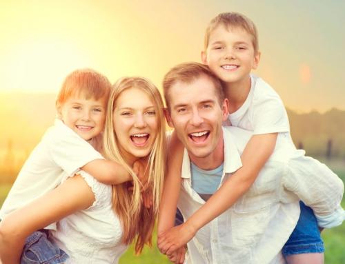 Tips om fysiek en mentaal gezond te blijven als gezin