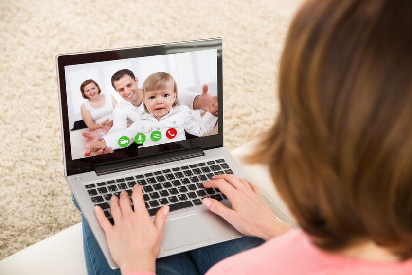 Sociale contacten onderhouden tijdens de Corona crisis - Mamaliefde.nl