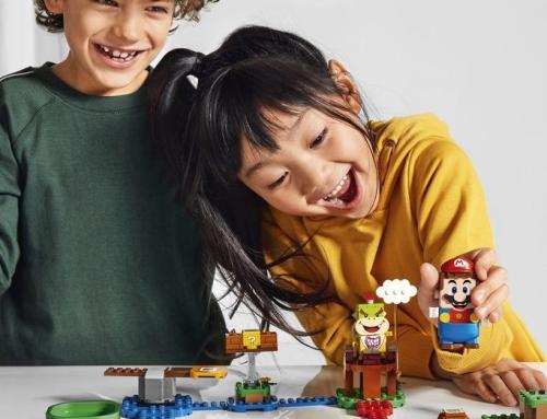 LEGO® Super Mario™; Is het LEGO of het Super Mario?