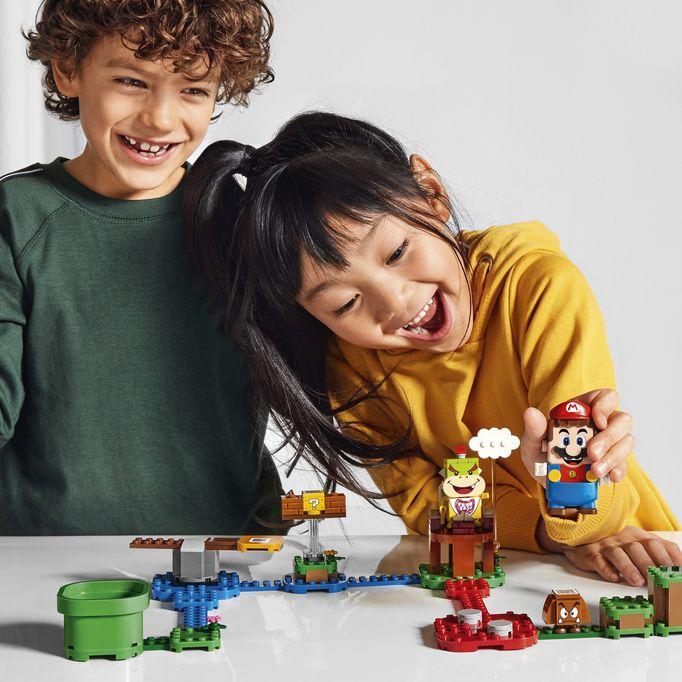 LEGO Super Mario review; Van startersset tot uitbreidingsset met kinderen - Mamaliefde.nl