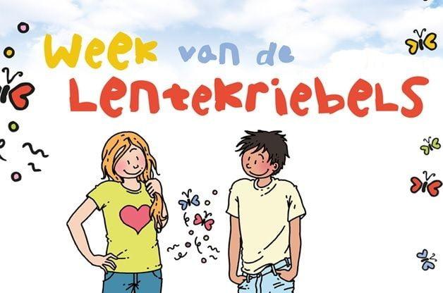 Week van de lentekriebels - Mamaliefde.nl