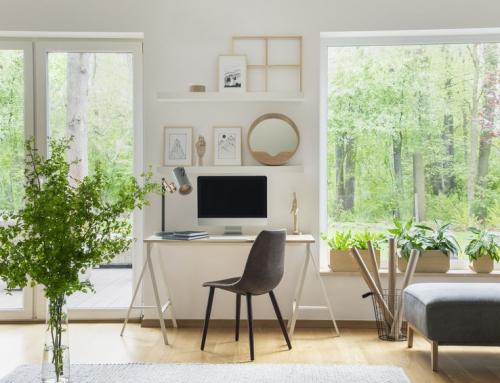 Thuiskantoor inrichten; tips voor bureau, werkplek of studiekamer
