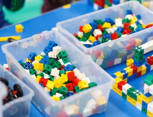Lego sorteren op set of kleur, tips opbergen ook van gebouwde sets en instructies bewaren