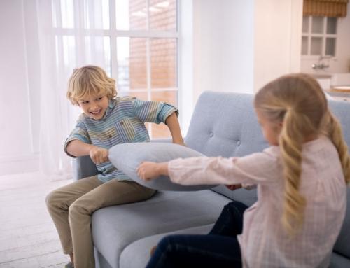 Ruzie tussen broers en zussen; tips om op te lossen