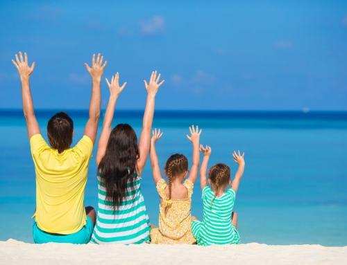 Genieten op vakantie met kinderen