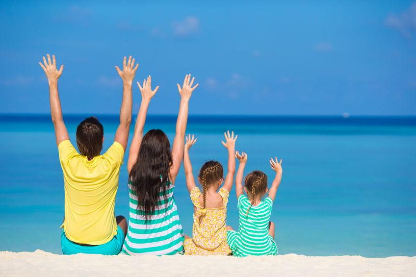 Genieten op vakantie met kinderen - Mamaliefde.nl