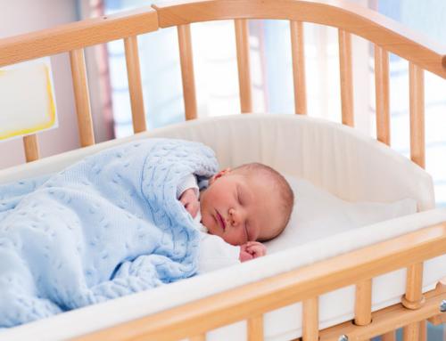 Tips voor de eerste nacht met jullie baby