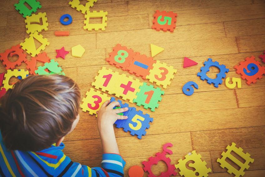 Leren rekenen; oefenen en spelletjes voor beginners, kleuters en groep 3 - Mamaliefde.nl