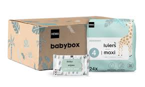 Hema Babybox; pilot abonnement voor luiers - Mamaliefde.nl