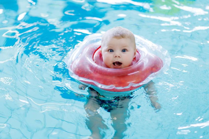 Baby spa; vanaf welke leeftijd en tips thuis - Mamaliefde.nl