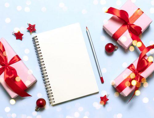 Tips om je eigen verlanglijstje te maken voor verjaardag, Sinterklaas of Kerst