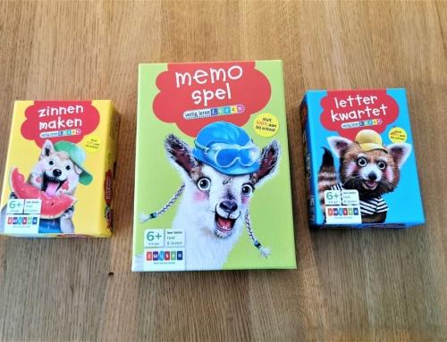 Spelenderwijs leren lezen met Veilig Leren Lezen spellen van Uitgeverij Zwijsen