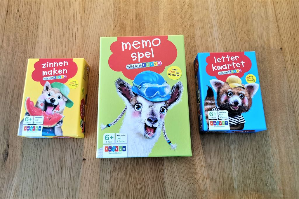 Spelenderwijs leren lezen met Veilig Leren Lezen speelgoed van Uitgeverij Zwijsen- Mamaliefde.nl
