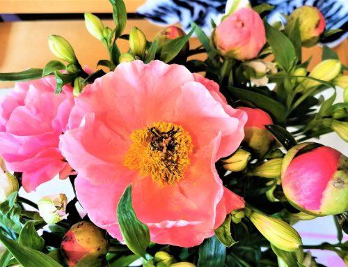 De digitale pluktuin; om verspilling van bloemen tegen te gaan