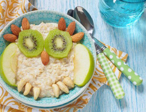 Zomerse ontbijtjes met fruit