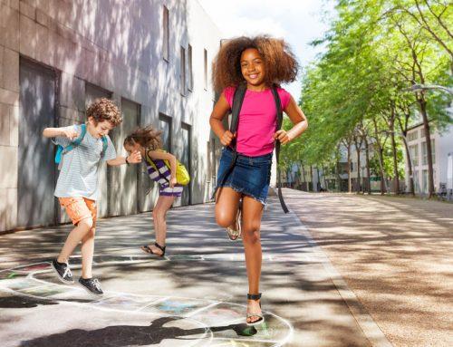 Thuis aan de slag met bewegend leren