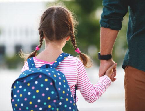Help! Mijn kind gaat voor de eerste keer naar school